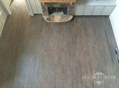 Restoration Hardware Floor Color Stain