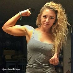 muscle girlnextdoor