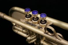 Harrelson Trumpets - Gallery - 2015 to 2017 Trumpet Instrument, Brass Musical Instruments, Play Trumpet, Jazz, Hammered Dulcimer, My Music, Galaxies, Horns, Band Band