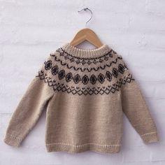 Vintage Classic - Nori fra Go Handmade Petra, Knit Crochet, Pullover, Knitting, Classic, Sweaters, Handmade, Inspiration, Vintage
