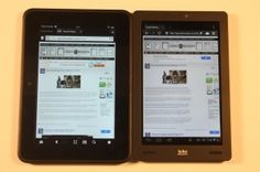 Kindle Fire HD vs. Kobo Arc: Which is a better E-book Reader?