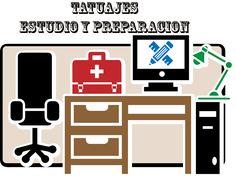 Equipo, Estudio y Preparación para tu tatuaje - Aru Katari