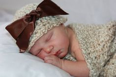 Kami's Blog Auction: Baby Girl Cocoon