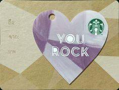Starbucks Thailand #StarbucksCard