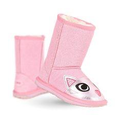 Cat Kids Deluxe Wool Boot- EMU Australia