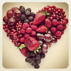 << slight obsession with berries >>