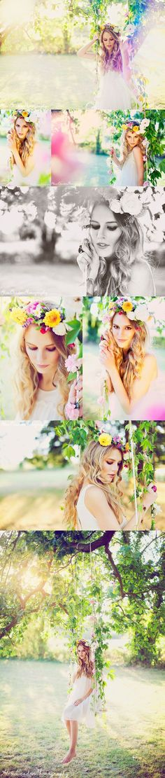 senior pics inspiration (w/o flower crown)