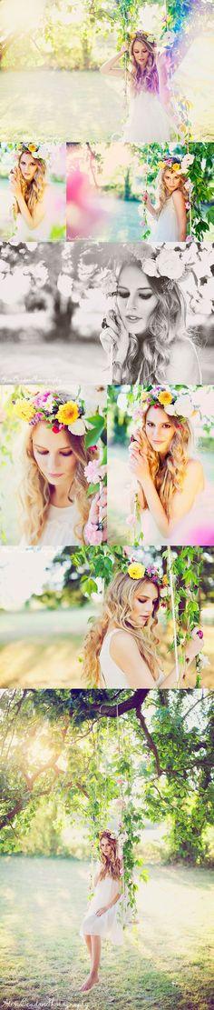 senior pics inspiration (w/o flower crown)