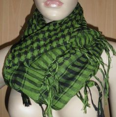 Keffieh, chèche, foulard, écharpe, palestine 4aaae391603