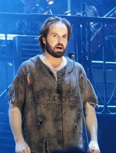 Alfie Boe as Valjean* A theatrical event of extraordinary proportions, the concert to celebrate the 25 th anniversary of the . Musical Film, Musical Theatre, Les Miserables Costumes, Tony Winners, Lea Salonga, Jean Valjean, Broadway, People Of Interest, Perfect People