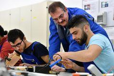 Arbeitsmarkt: Bundesagentur erwartet schnelle Integration von Flüchtlingen - SPIEGEL ONLINE - Wirtschaft