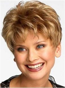 Today we have the most stylish 86 Cute Short Pixie Haircuts. We claim that you have never seen such elegant and eye-catching short hairstyles before. Pixie haircut, of course, offers a lot of options for the hair of the ladies'… Continue Reading → Hair Styles For Women Over 50, Short Hair Styles Easy, Short Hair With Layers, Curly Hair Styles, Short Hair Over 60, Short Haircut Styles, Pixie Styles, Wig Styles, Short Choppy Haircuts