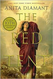 The Red Tent by Anita Diamant is a fictional interpretation of a biblical family. Narrated by Dinah, the only daughter of Jacob and sister to his 12 sons, whose life is barely mentioned in the Book of Genesis, it is rich in stories and characters.