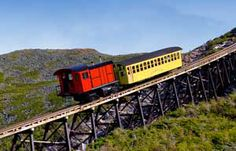 Cog railroad to top of mt Washington in New Hampshire a right of passage