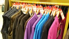 What's your style - rainbow brights, or classic countryside naturals? Colourful polo shirts, rugby shirts, gilets and fleece jackets, from quality brands like RM Williams, Schoffel, Barbour and Dubarry - we've something to suit everyone at Luck of Louth in Lincolnshire.