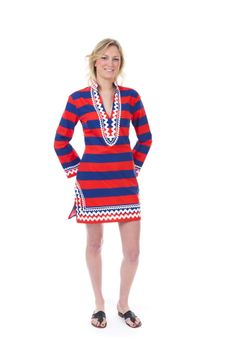 Red Reef love this tunic as a mini dress