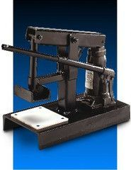 hydraulic die cutting press