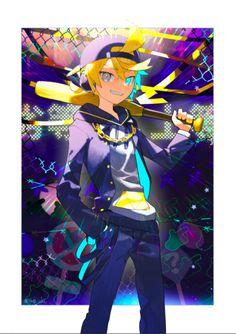 Rin E Len, Vocaloid Len, Kaito, Boy Character, Legend Of Zelda, Twins, Cartoon, Cute, Fictional Characters