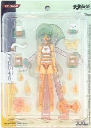 コナミ 武装神姫 マオチャオ リペイント(キャラホビ限定版)