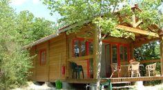 Camping Domaine les Clots, camping en verhuur luxe chalets, de groene parel in de Tarn, rust en natuur hand in hand vlak bij Albi.