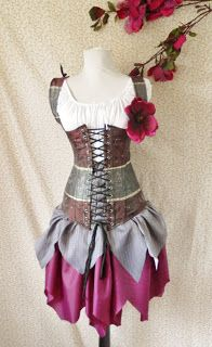 Going to buy a corset........Fairy costume with corset