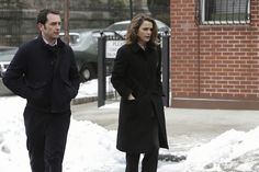 The Americans 3.11 Snow!