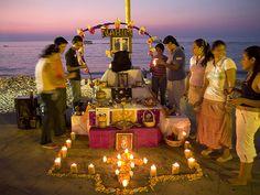 Dia de los Muertos    Puerto Vallarta, Jalisco, Mexico