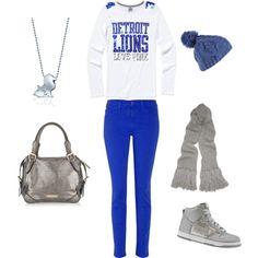 #Detroit #Lions #Outfit