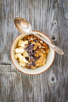nut butter bowl | kumquat
