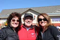 IMG_2180 | by Bob Lee2012 Such an amazing 12 year anniversary event at GiGi's PlayHouse in Hoffman Estates Today. Pictured from left Joy Wagner, Bob Lee and founder of GiGi's PlayHouse Nancy Gianni.