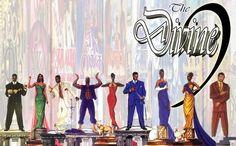 Divine Nine Lover Delta Sigma Theta Gifts, Kappa Alpha Psi Fraternity, Sigma Gamma Rho, Alpha Kappa Alpha Sorority, Zeta Phi Beta, Aka Sorority, Sorority Life, Black Fraternities, Divine Nine