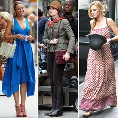 A Closer Look at What's Trending on the Gossip Girl Season 6 Set