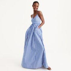 The PERFECT striped dress plus it's 25% off thru tomorrow!