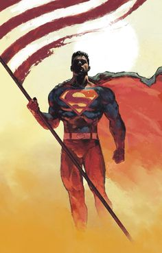 Superman, the Last Son of Krypton and Earth's only hope for Truth and Justice.