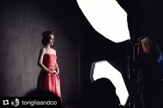 Behind the scenes by  @torigliaandco for @larajadephotography at her Vancouver workshop two years ago.