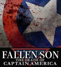 Download Fallen Son: The Death of Captain America PDF (Complete Series)