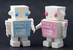 Tofu Robot (Soft)_01
