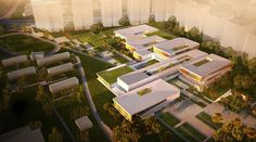 'Fields Of Knowledge' Sustainable Education Campus Second Prize Winning Proposal / ShaGa Studio + Auerbach-Halevy Architects/Ori Rittenberg(Rotem),Courtesy of ShaGa Studio + Auerbach Halevy Architects, and Doro Dietz