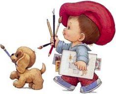Иллюстратор Ruth Morehead (233 работ)