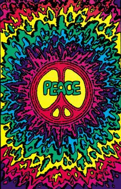 Psychedelic Posters | Psychedelic Peace Posters at AllPosters.com
