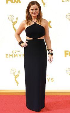 Amy Poehler - Emmy Awards 2015 - Red Carpet Arrivals
