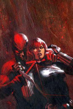 Daredevil and Black Widow (Demolidor e Viúva Negra)