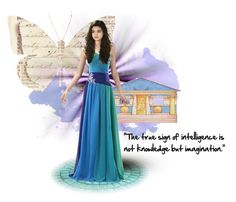 """Daughter of Wisdom"" by greekmythology17 ❤ liked on Polyvore"