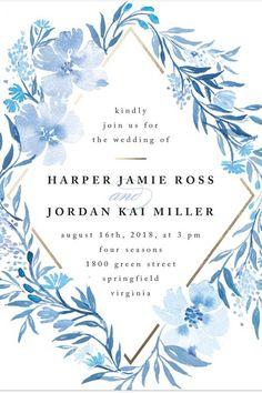 36 Most Pinned Photos In Blue Wedding Theme ❤ See more: http://www.weddingforward.com/blue-wedding-theme/ #wedding
