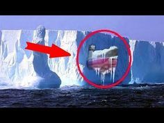 Top 10 Mysterious Things Found Frozen In Ice Antarctica - YouTube