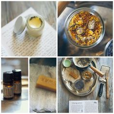 Lots of good diy/gift ideas. Home made lip balm, lotion, soap, etc.