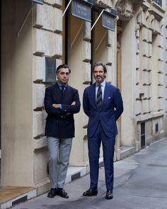 Mon avis sur les costumes sur-mesure Jean-Manuel Moreau   VGL Costume Noir, Jeans, Suit Jacket, Menswear, Suits, Jackets, Style, Fashion, Tailored Suits
