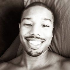 Find images and videos about michael b jordan on We Heart It - the app to get lost in what you love. Michael Bakari Jordan, Celebrity Selfies, Eye Candy Men, Man Candy, Hot Black Guys, Man Crush Everyday, Fine Men, Chris Brown, Cute Guys