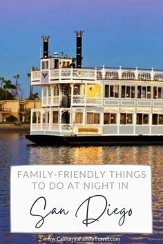 Even though San Diego is known for its sunshine, theme parks and beaches, there are plenty of fun things to do in San Diego at night! California Tours, California Attractions, California Destinations, Cruise Destinations, Southern California, San Diego Attractions, San Diego Hotels, San Diego City, Old Town San Diego