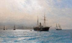 Лагорио Л. Ф. Спокойное море